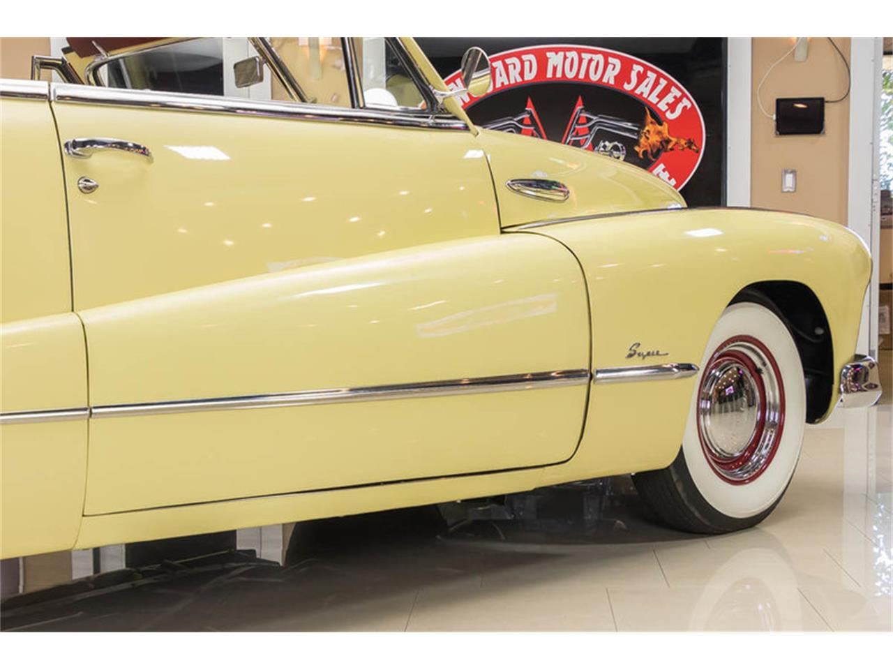 Large Picture of Classic 1948 Super located in Michigan - $72,900.00 Offered by Vanguard Motor Sales - LC5K