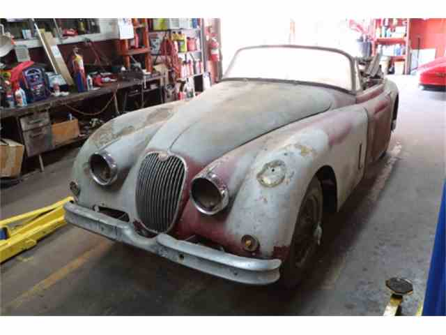 Picture of Classic 1959 Jaguar XK150 - $39,500.00 Offered by  - LC5M