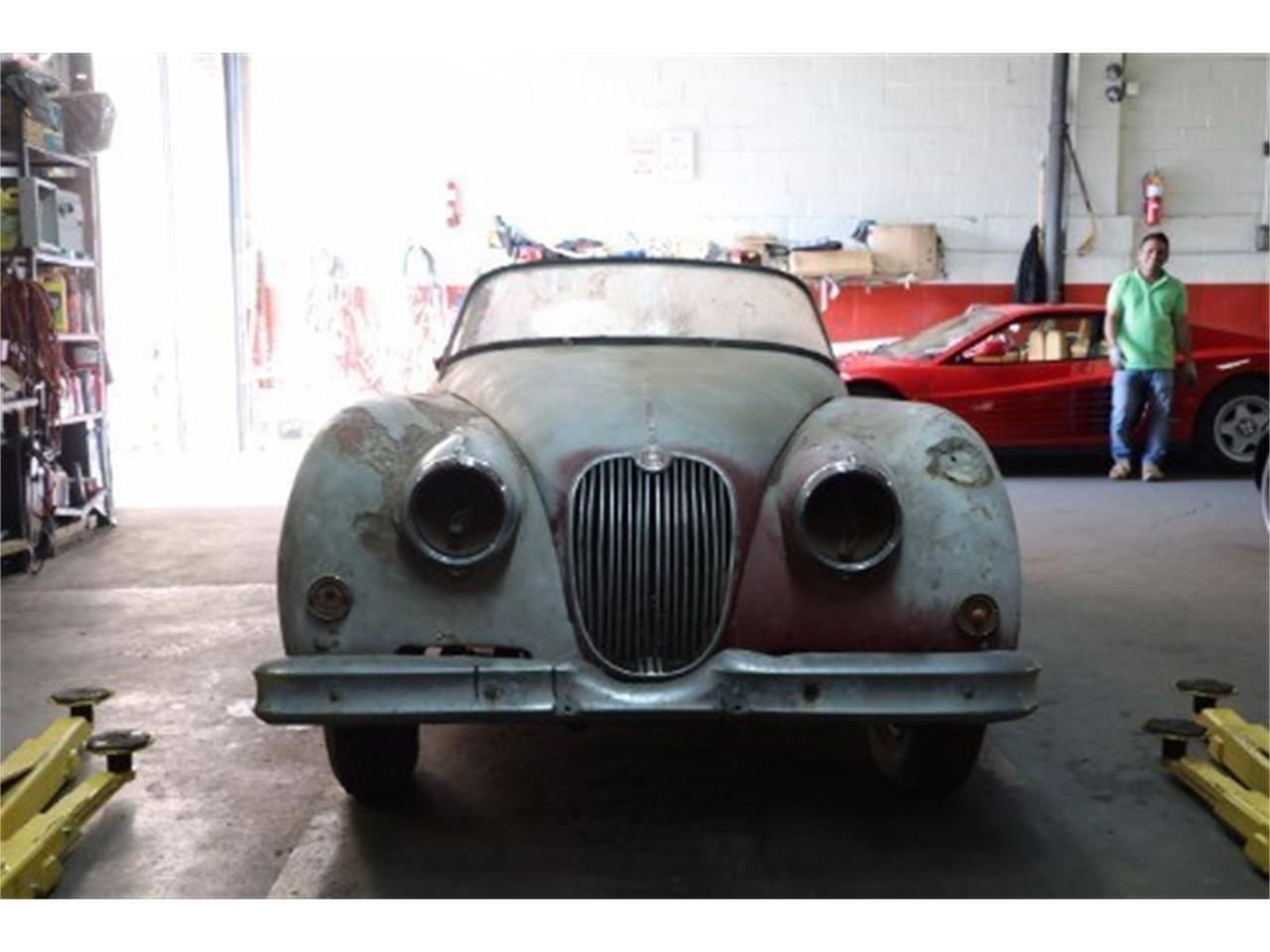 Large Picture of '59 XK150 - LC5M