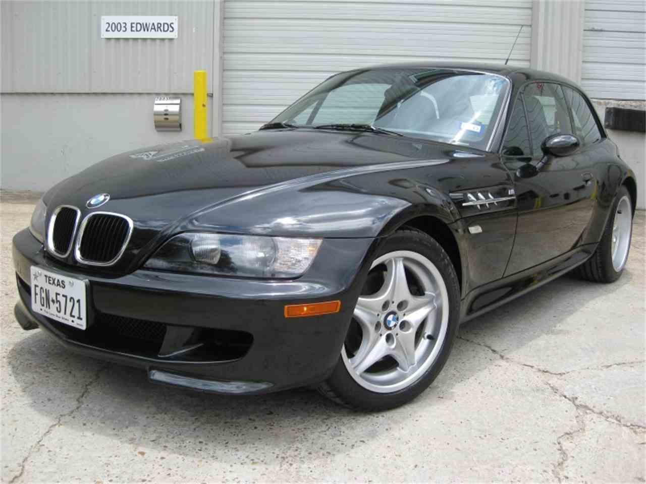 1999 Bmw Z3 M Coupe For Sale Classiccars Com Cc 990556