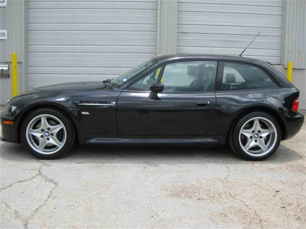 1999 Bmw Z3 M Coupe For Sale Classiccars Com Cc 990556