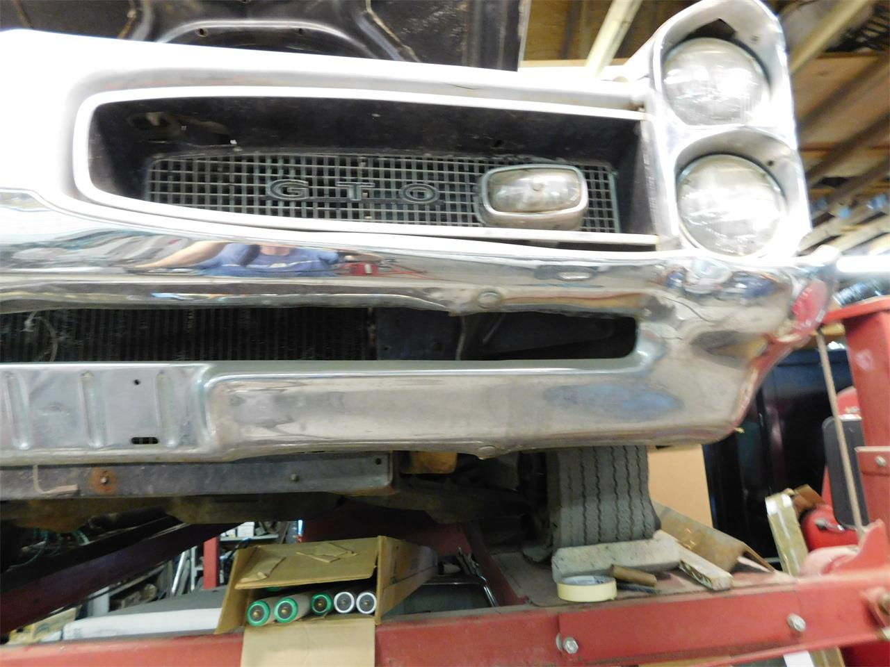 Large Picture of '66 GTO - LC6H