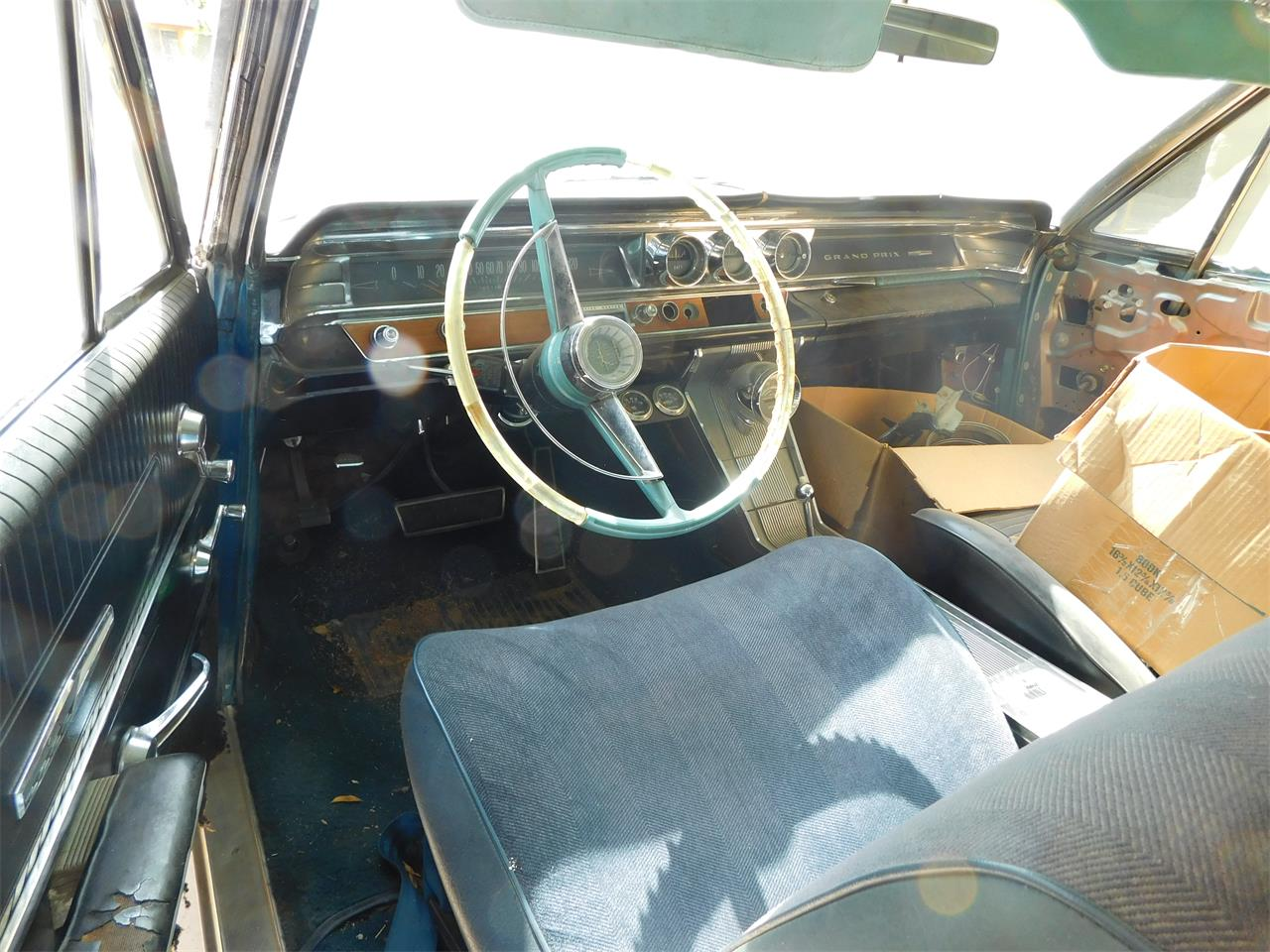 Large Picture of 1963 Pontiac Grand Prix located in Scottsdale Arizona - $6,500.00 Offered by Classic Car Pal - LC6P