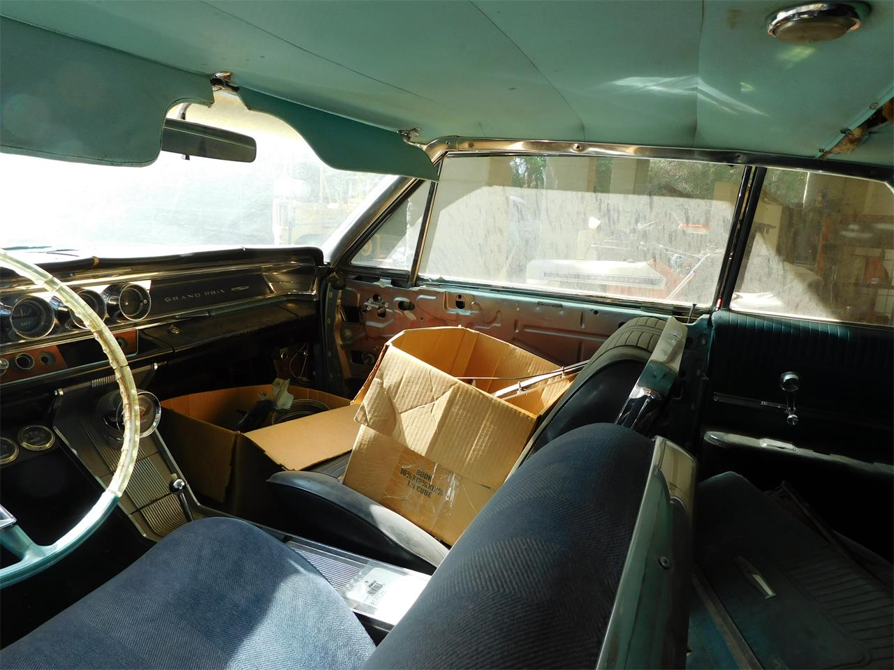 Large Picture of '63 Pontiac Grand Prix - $6,500.00 Offered by Classic Car Pal - LC6P
