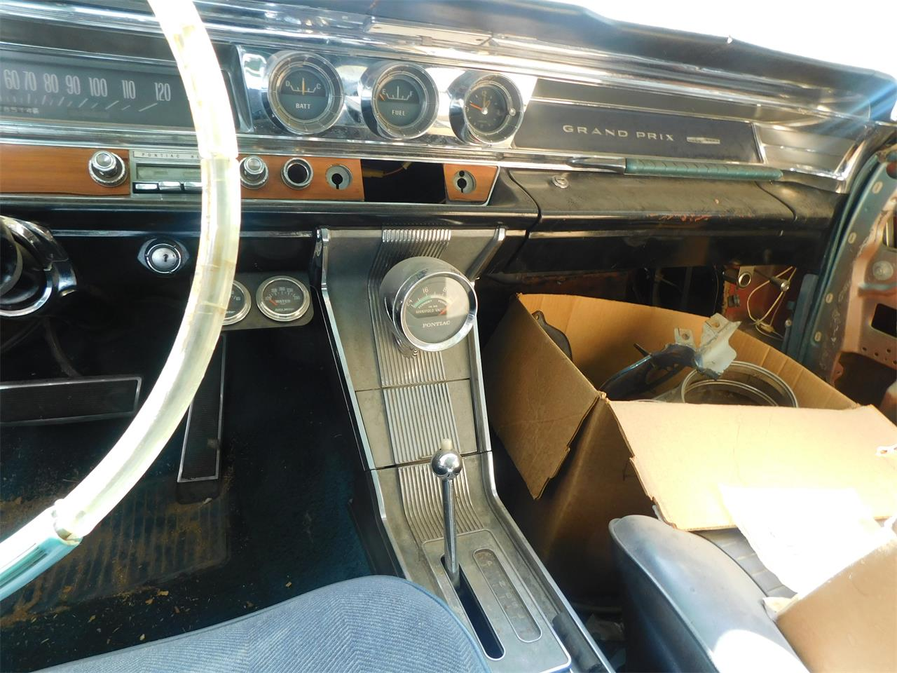 Large Picture of Classic '63 Grand Prix located in Arizona Offered by Classic Car Pal - LC6P