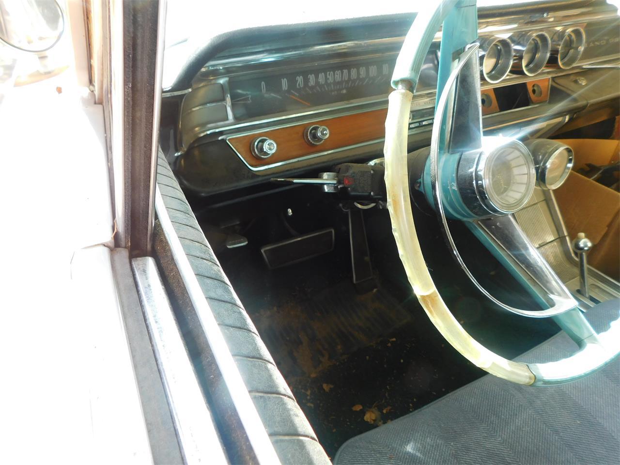 Large Picture of '63 Pontiac Grand Prix - $6,500.00 - LC6P