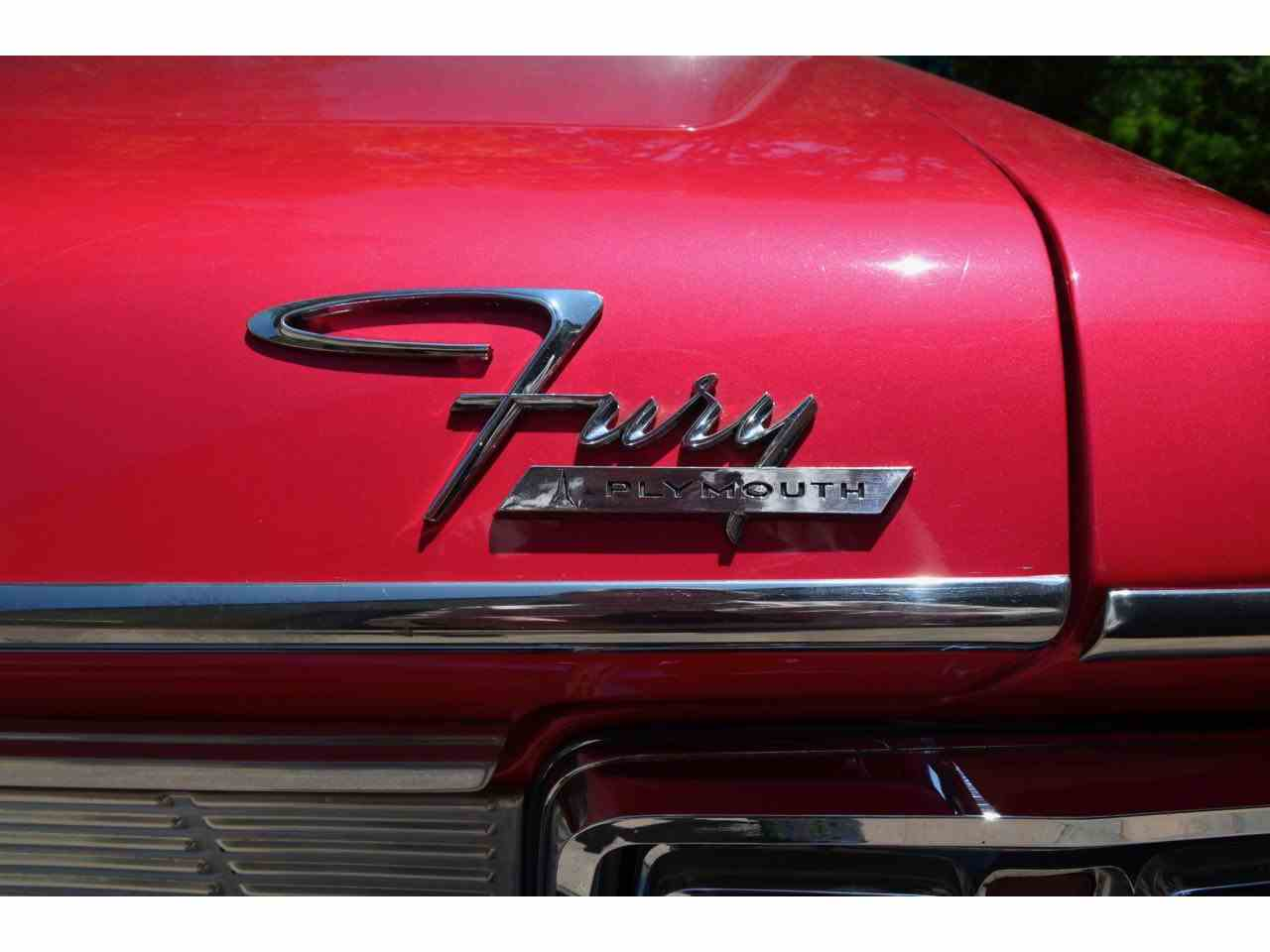 Large Picture of '64 Fury - LC74