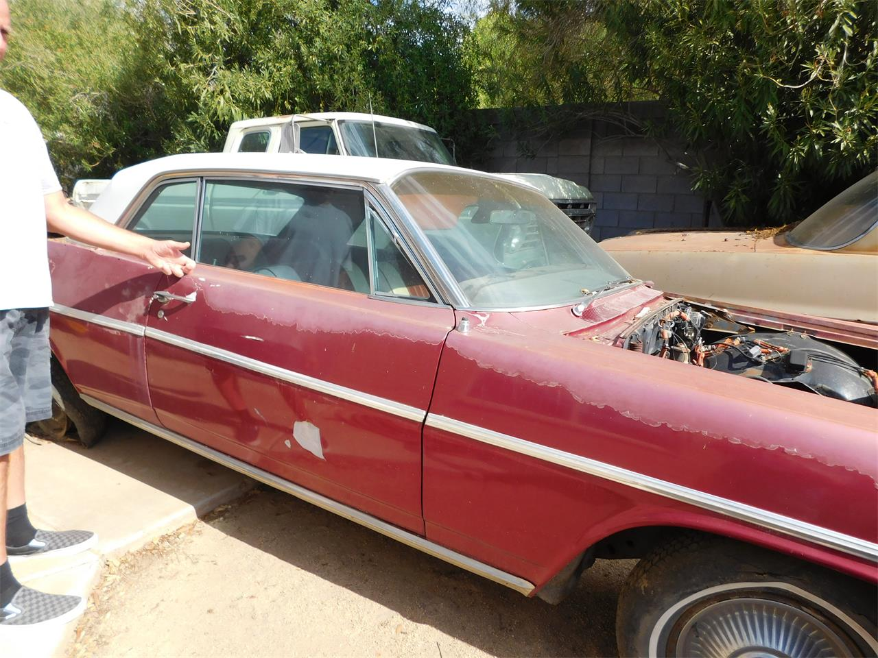 Large Picture of '63 Pontiac Catalina Offered by Classic Car Pal - LC7D
