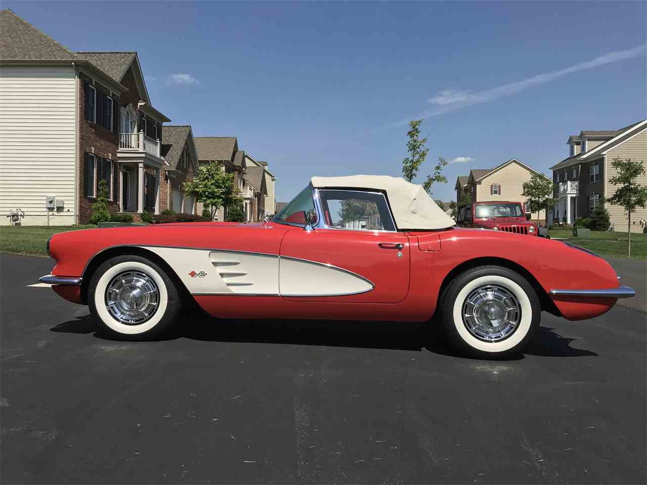 1959 Chevrolet Corvette for Sale | ClassicCars.com | CC-995601