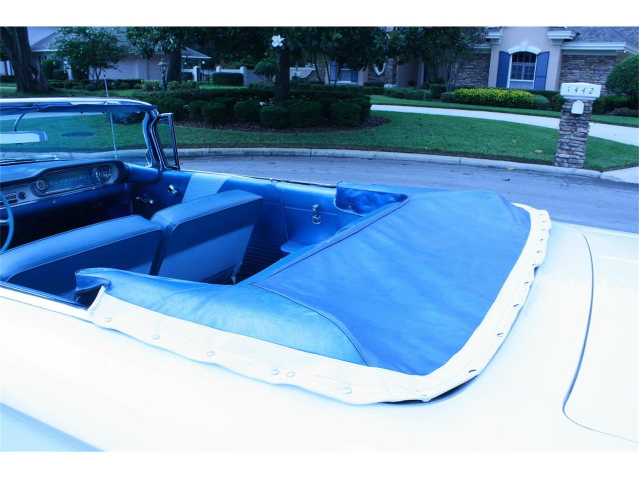 Large Picture of '60 Dynamic 88 - LC7U