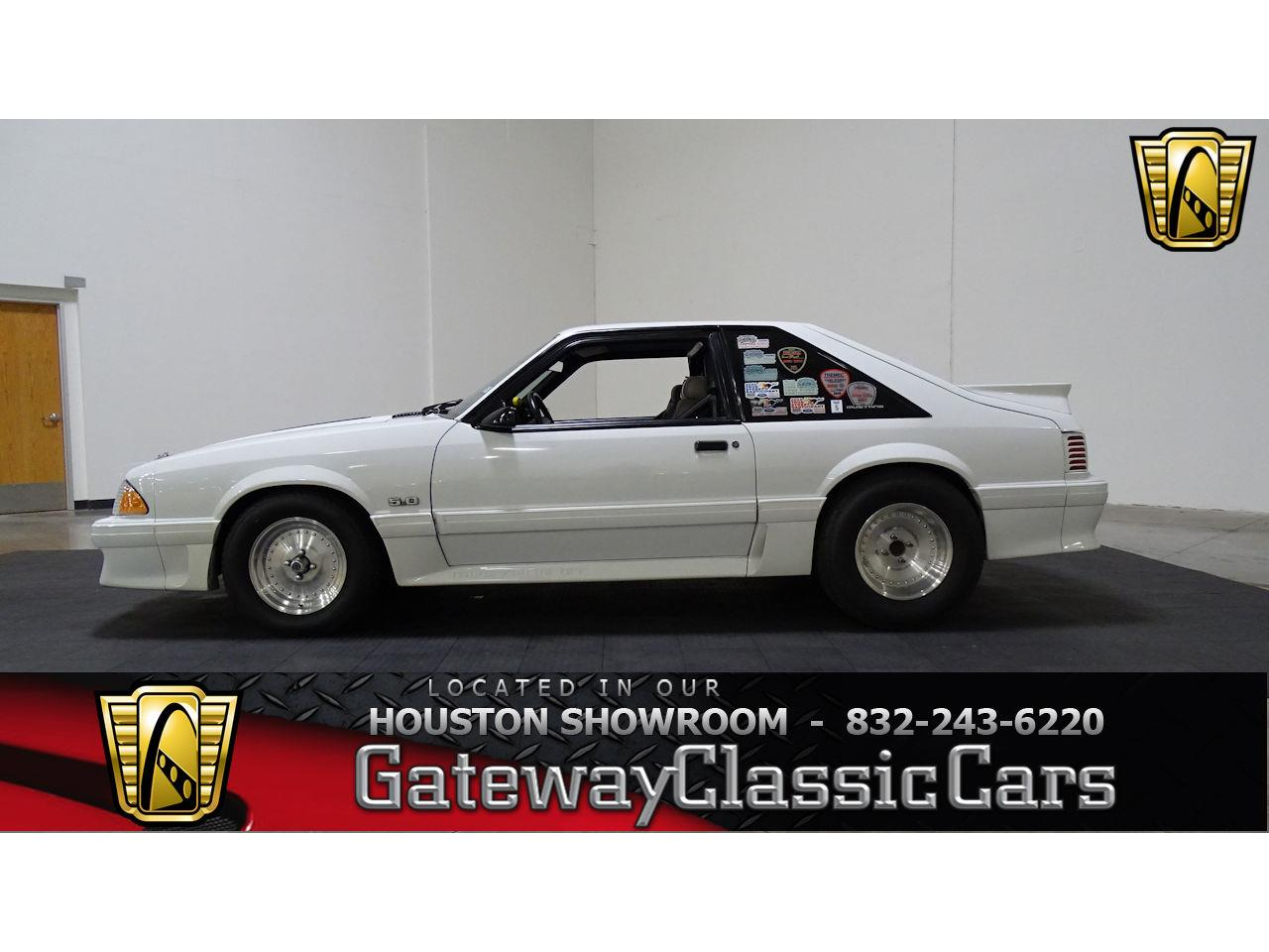 Large Picture of '92 Mustang located in Houston Texas - $14,995.00 Offered by Gateway Classic Cars - Houston - LC8L