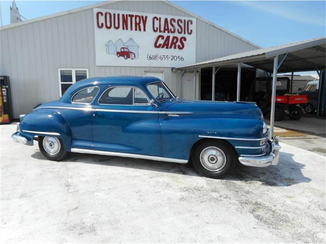 Large Picture of '46 Windsor - LC8W