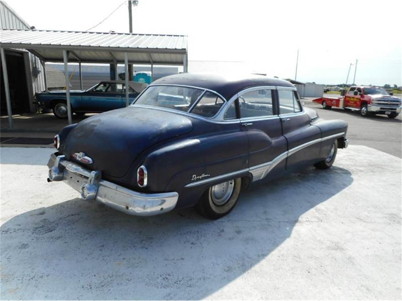 Large Picture of '50 Roadmaster - LC8Y