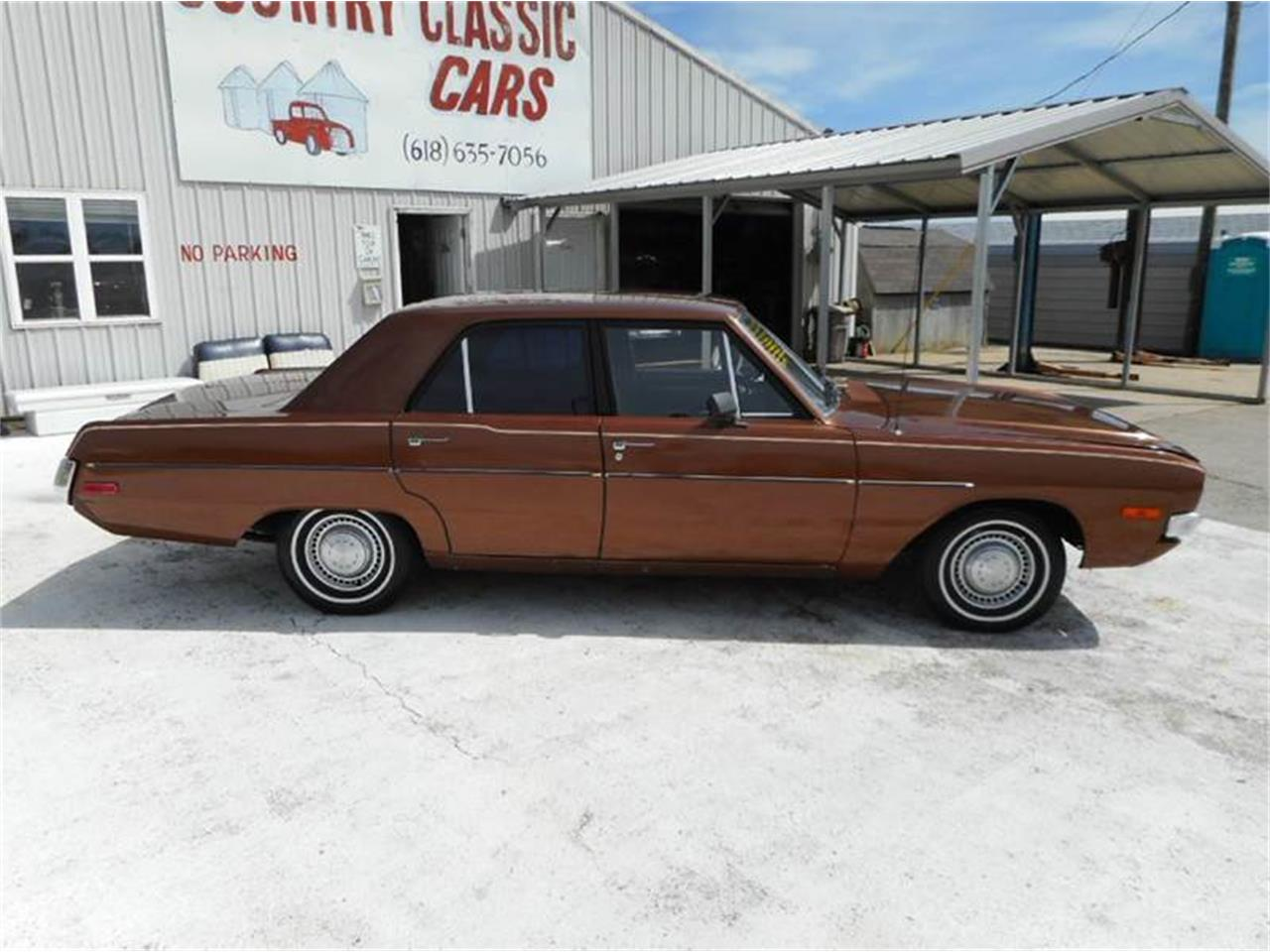 Large Picture of '72 Dart - LC92