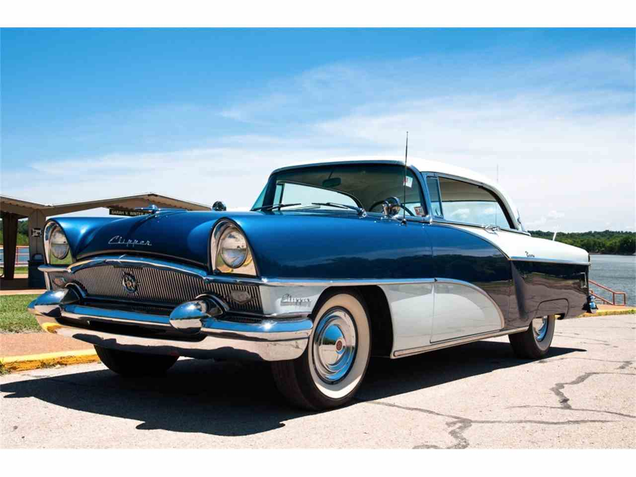 Large Picture of Classic '55 Packard Clipper Super Panama located in St. Louis Missouri - $26,900.00 - LC98