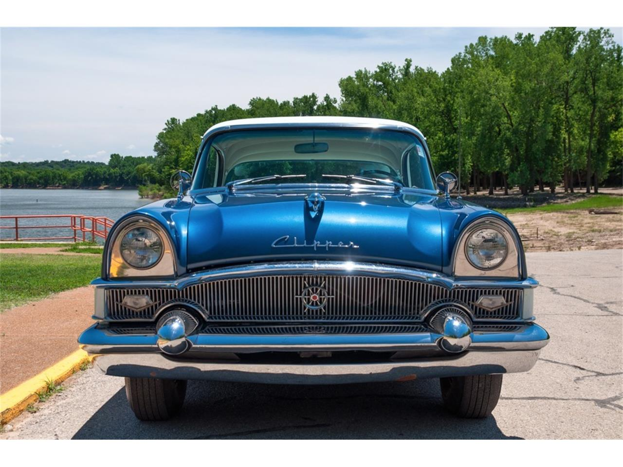 Large Picture of '55 Clipper Super Panama - LC98