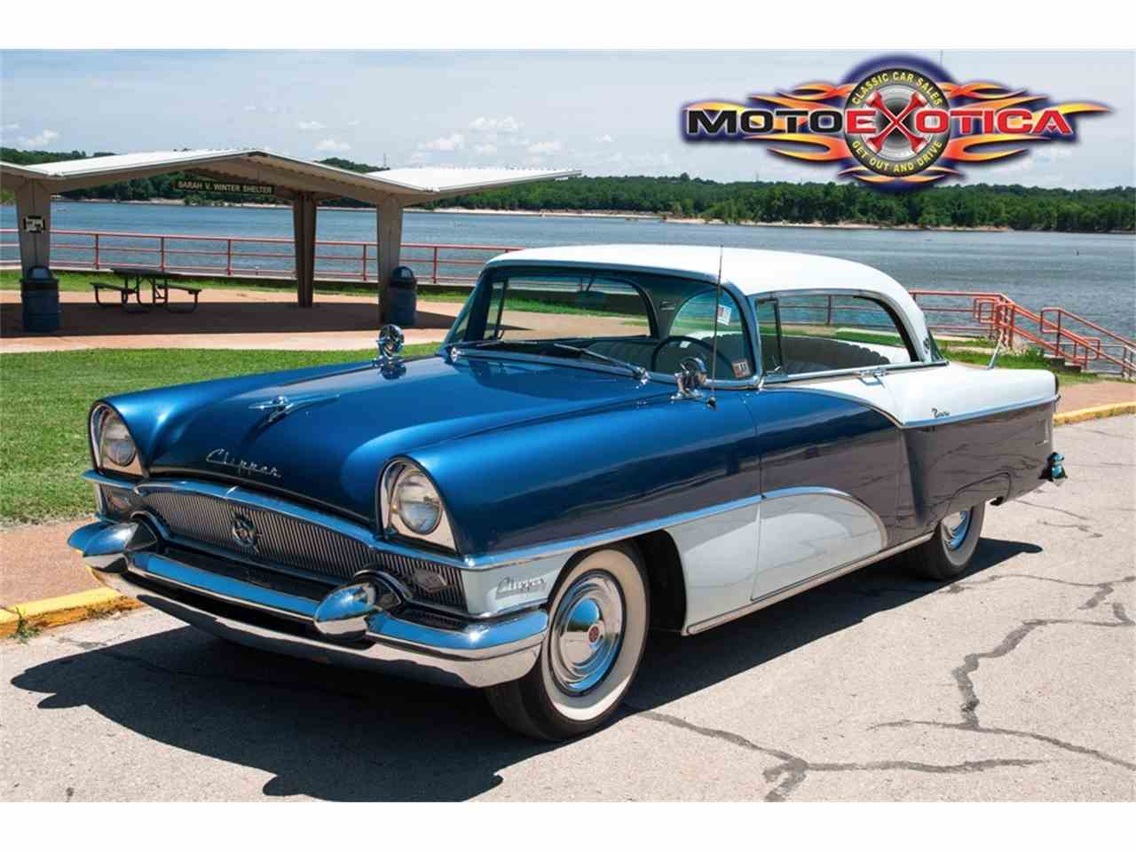 Large Picture of Classic 1955 Packard Clipper Super Panama located in St. Louis Missouri - $26,900.00 - LC98