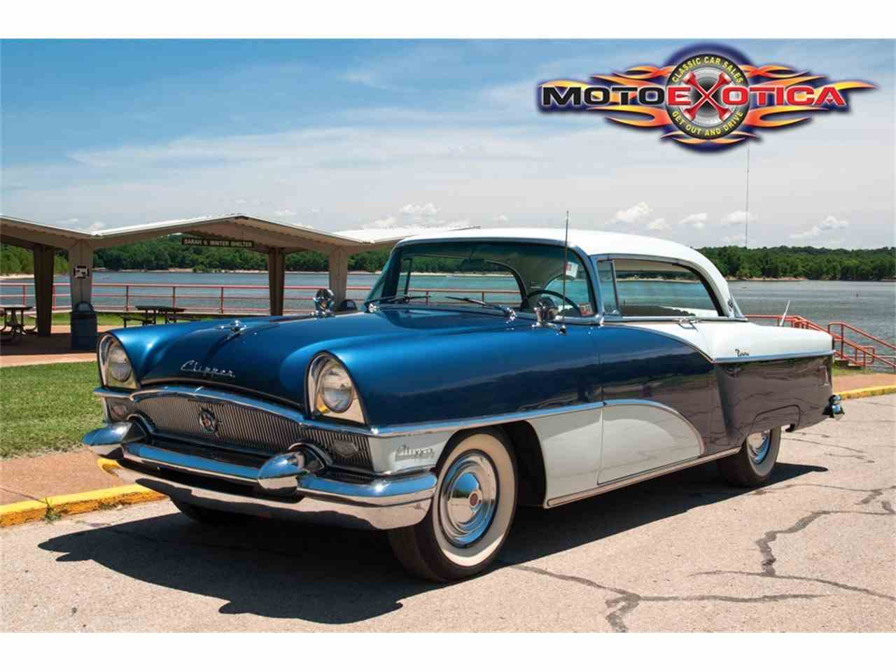 Large Picture of Classic 1955 Packard Clipper Super Panama - $26,900.00 Offered by MotoeXotica Classic Cars - LC98