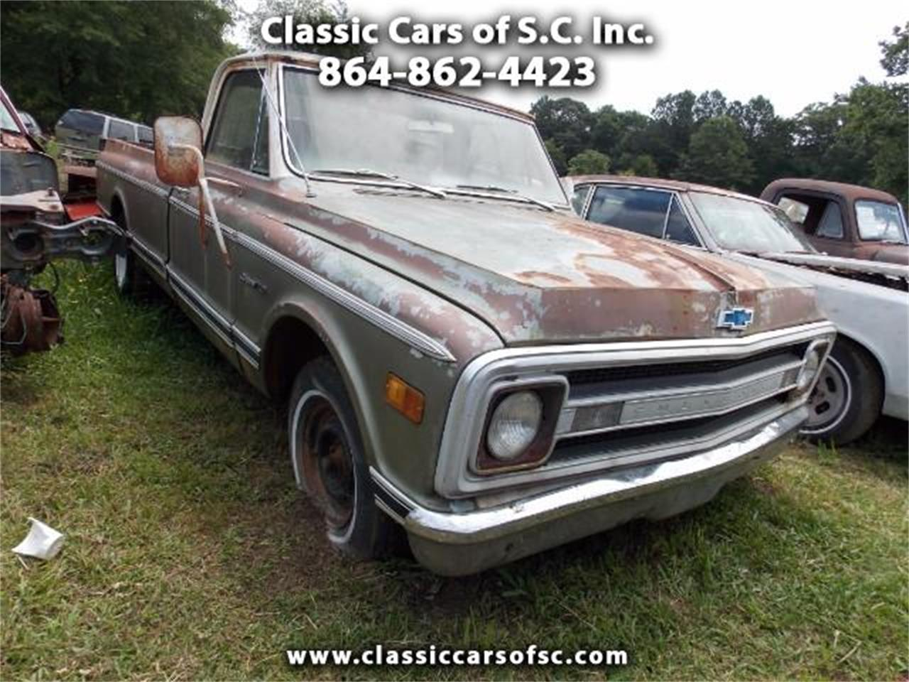 Large Picture of '69 C/K 10 - LC9R