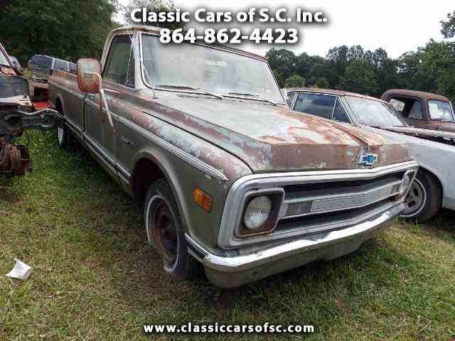 Picture of Classic 1969 C/K 10 located in Gray Court South Carolina Offered by Classic Cars of South Carolina - LC9R