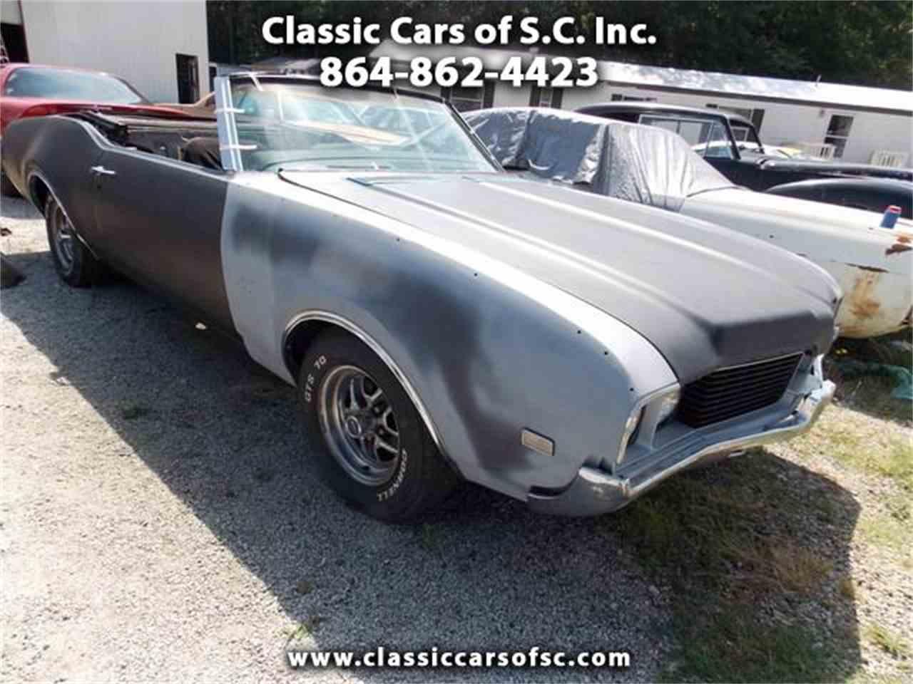1969 Oldsmobile Cutlass for Sale   ClassicCars.com   CC-995680