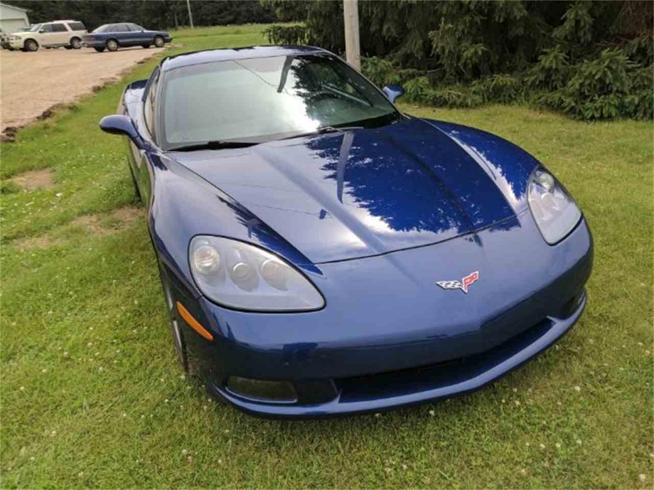 Large Picture of 2006 Corvette located in Michigan - LCA1