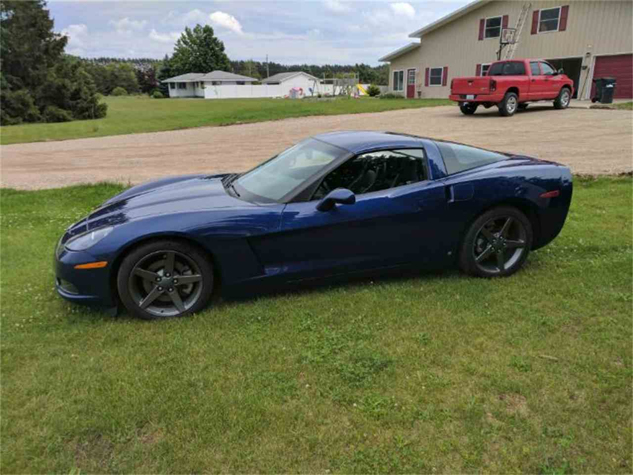 Large Picture of 2006 Chevrolet Corvette Offered by Classic Car Deals - LCA1