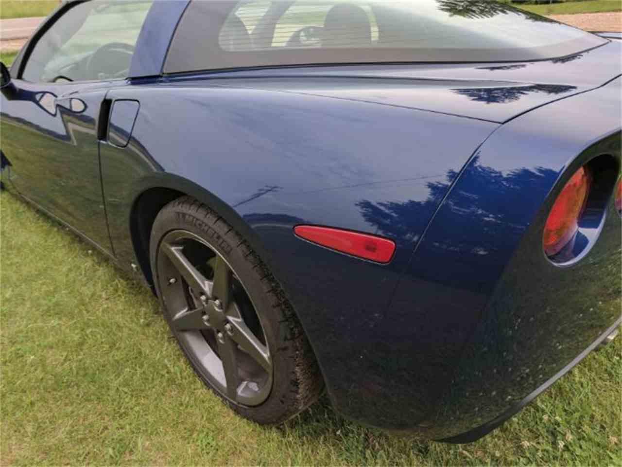 Large Picture of 2006 Corvette located in Cadillac Michigan - LCA1