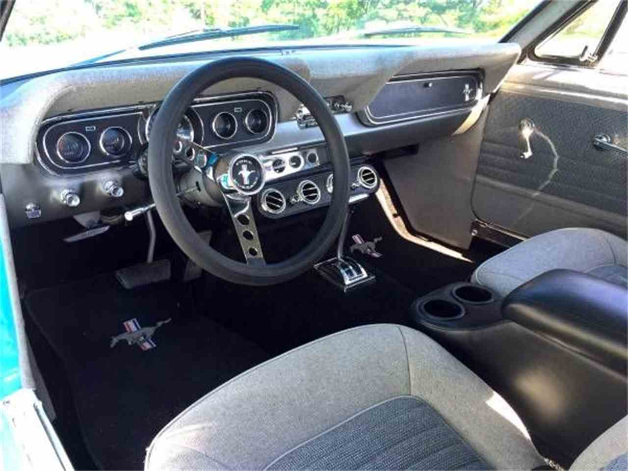 Large Picture of '66 Mustang - LCA3