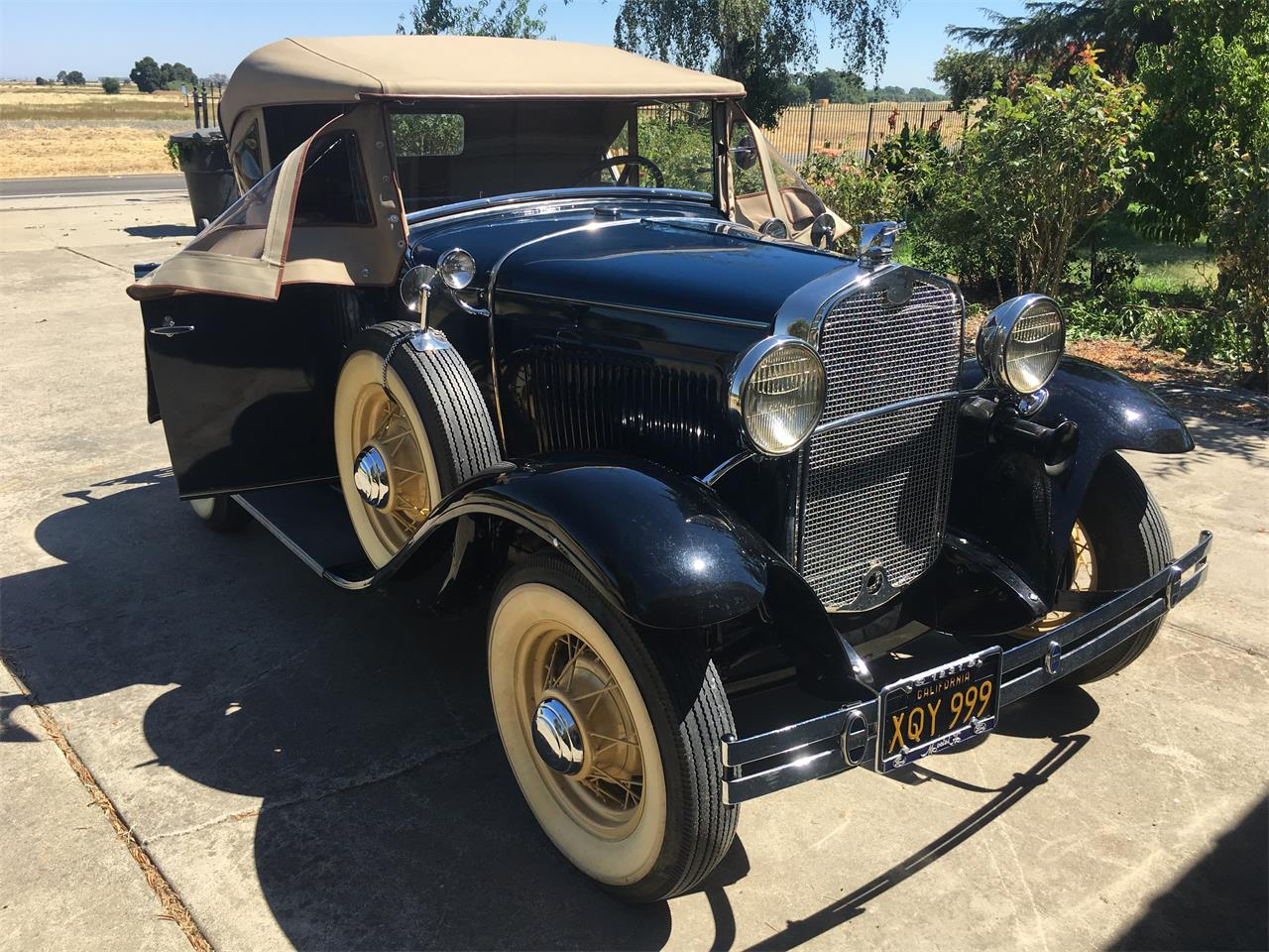 Large Picture of '31 Ford Model A located in California - $35,000.00 Offered by a Private Seller - L8BU