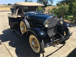 Picture of '31 Ford Model A located in Sacramento California Offered by a Private Seller - L8BU