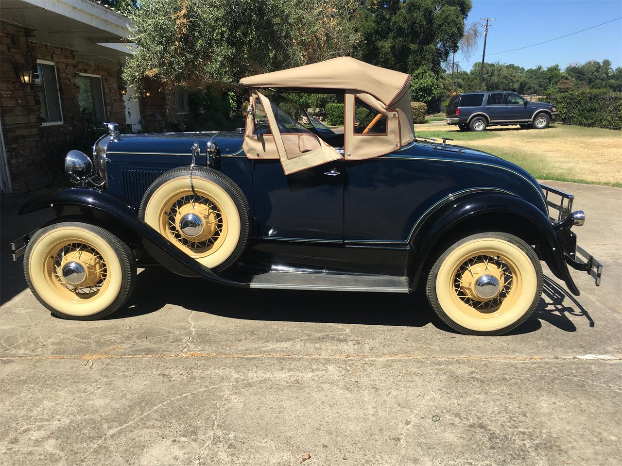 Large Picture of 1931 Ford Model A - L8BU