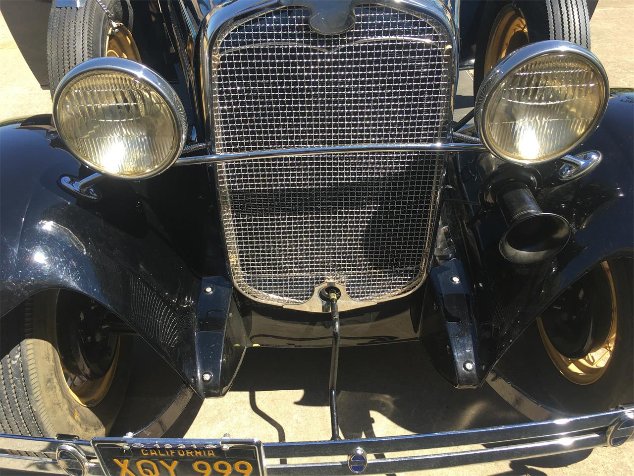 Large Picture of Classic '31 Ford Model A located in Sacramento California - $35,000.00 - L8BU
