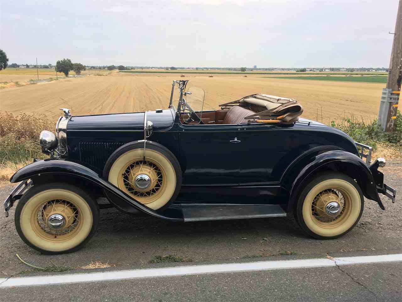 Large Picture of '31 Model A - L8BU
