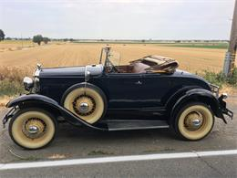 Picture of 1931 Ford Model A located in California Offered by a Private Seller - L8BU