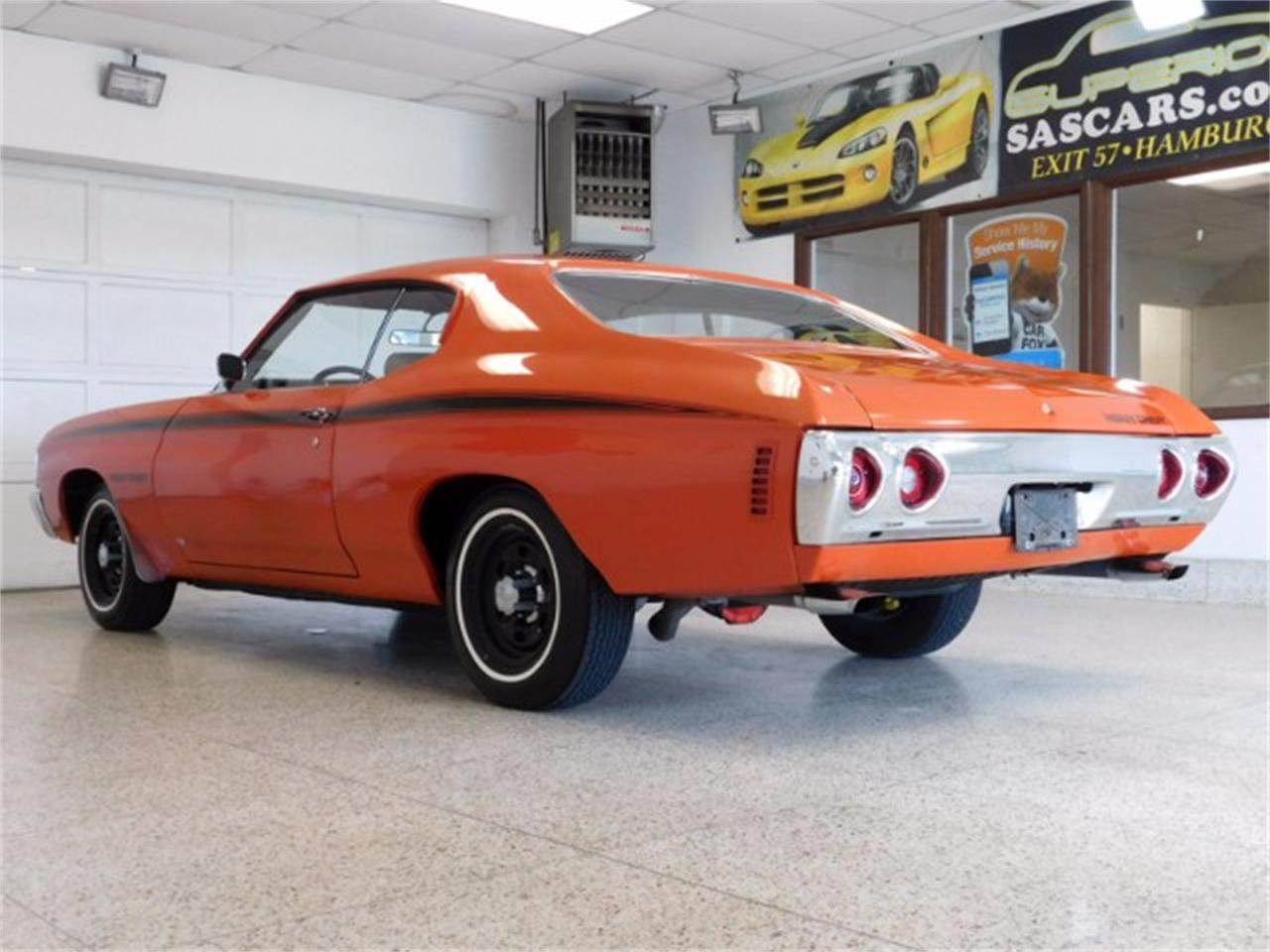 Large Picture of '72 Chevelle - LCAF