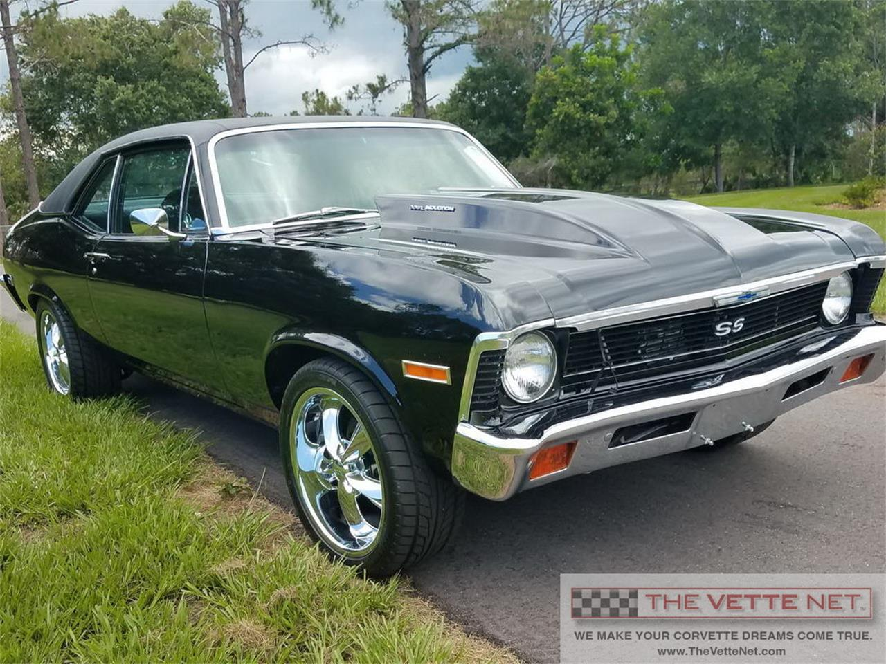 Large Picture of Classic 1972 Chevrolet Nova located in Florida - $25,990.00 Offered by The Vette Net - LCBP