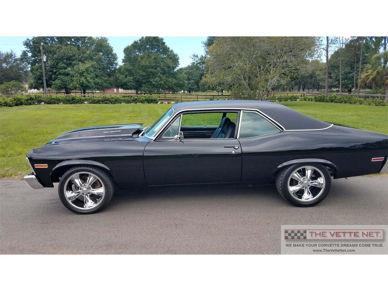 Large Picture of Classic 1972 Chevrolet Nova located in Sarasota Florida - $25,990.00 - LCBP