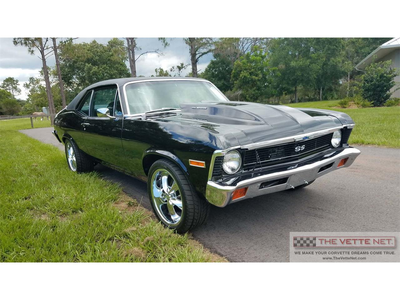 Large Picture of Classic 1972 Chevrolet Nova located in Florida - LCBP