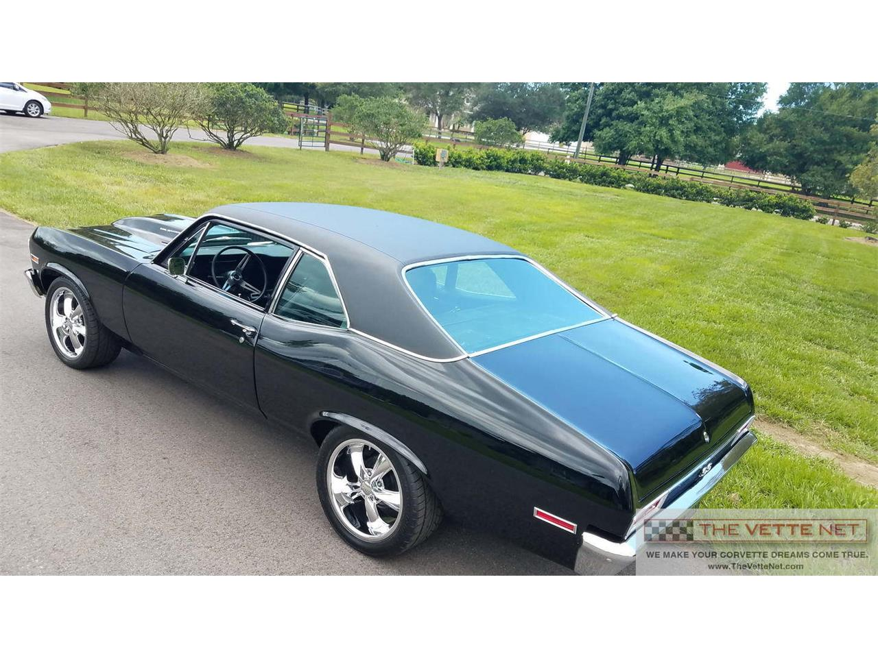 Large Picture of Classic '72 Chevrolet Nova located in Sarasota Florida - $25,990.00 Offered by The Vette Net - LCBP