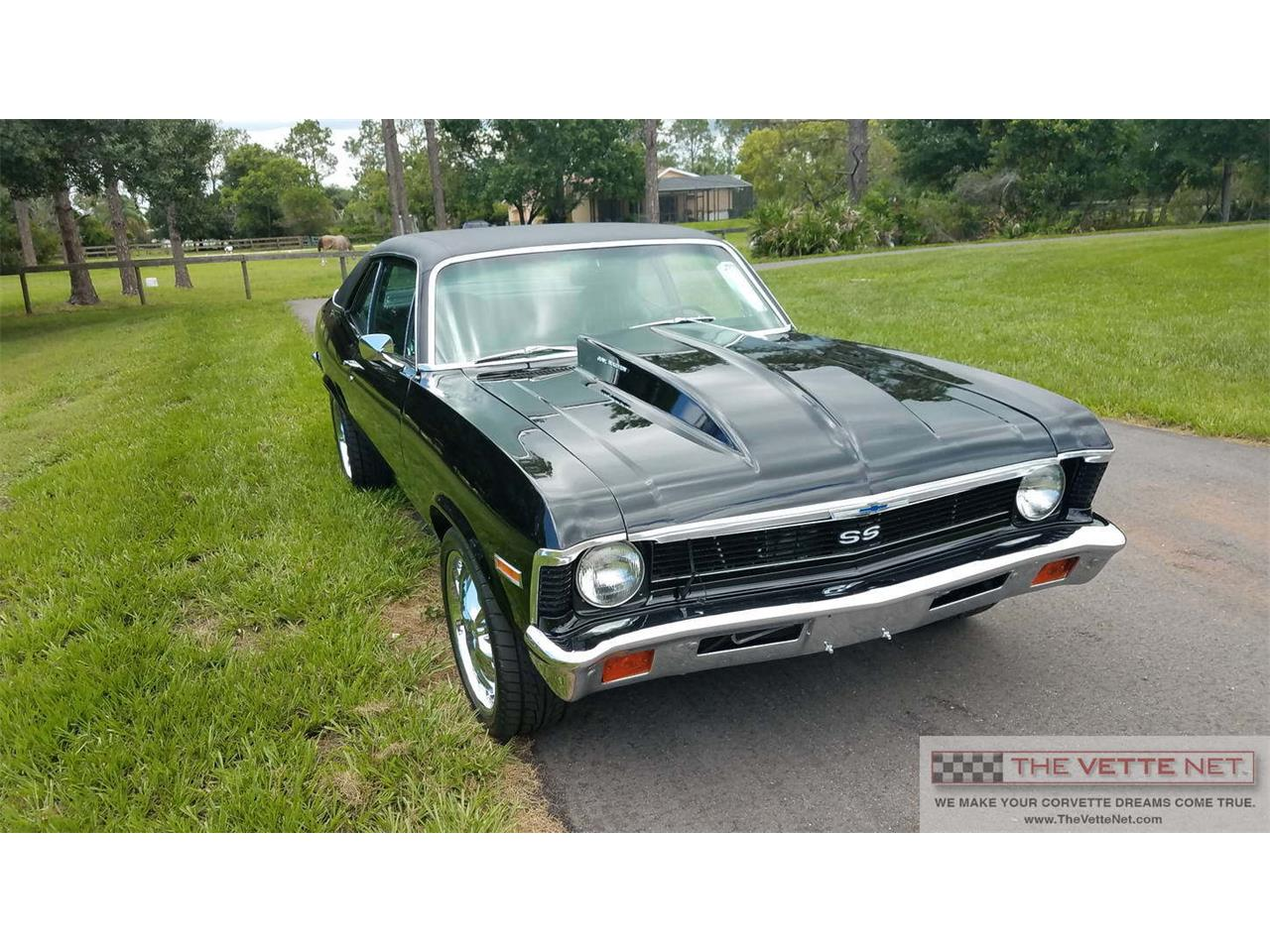 Large Picture of Classic 1972 Chevrolet Nova located in Florida - $25,990.00 - LCBP