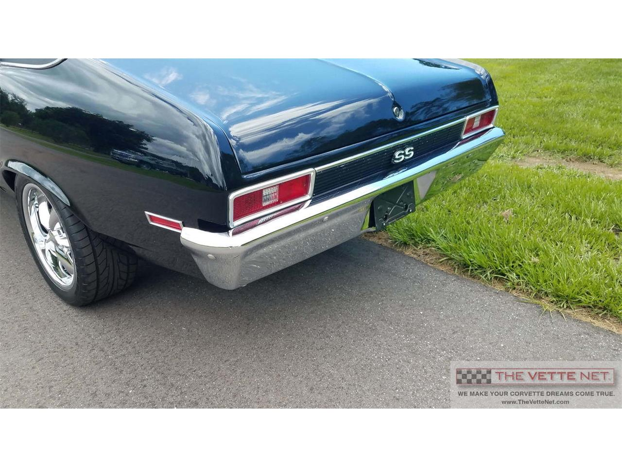 Large Picture of 1972 Nova located in Florida - LCBP