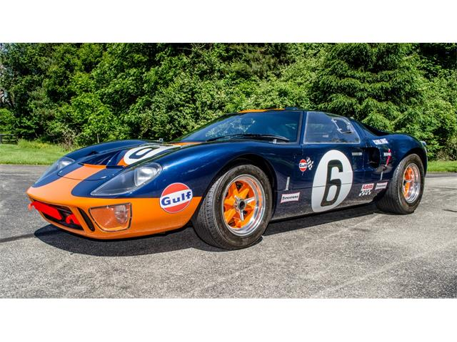 Picture of 1966 GT40 located in Mansfield Ohio - L8C1