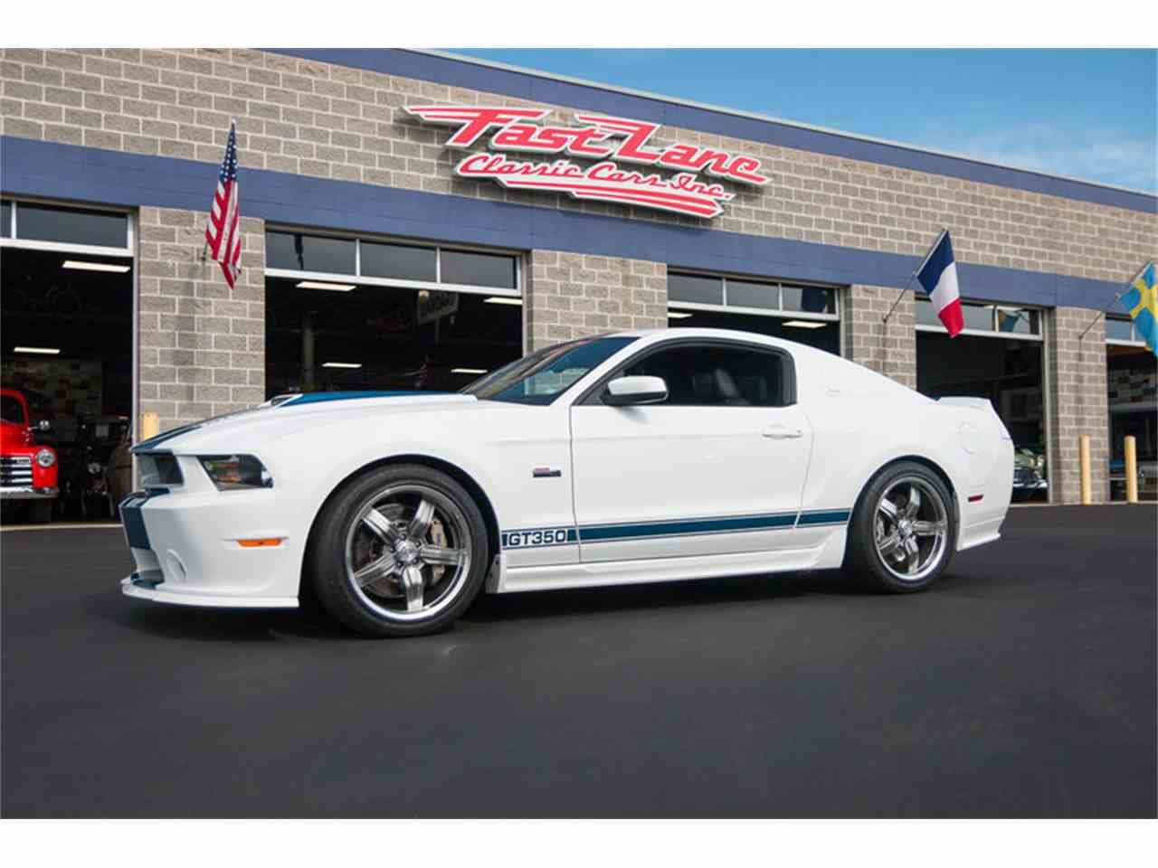 Large Picture of '11 Mustang GT350 - $89,995.00 - LCCC