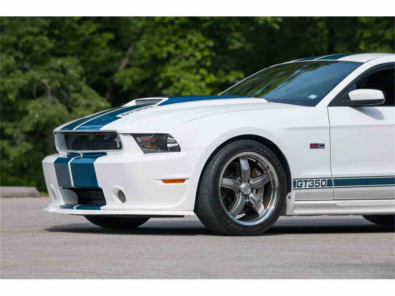 Large Picture of 2011 Ford Mustang GT350 located in Missouri - $89,995.00 - LCCC