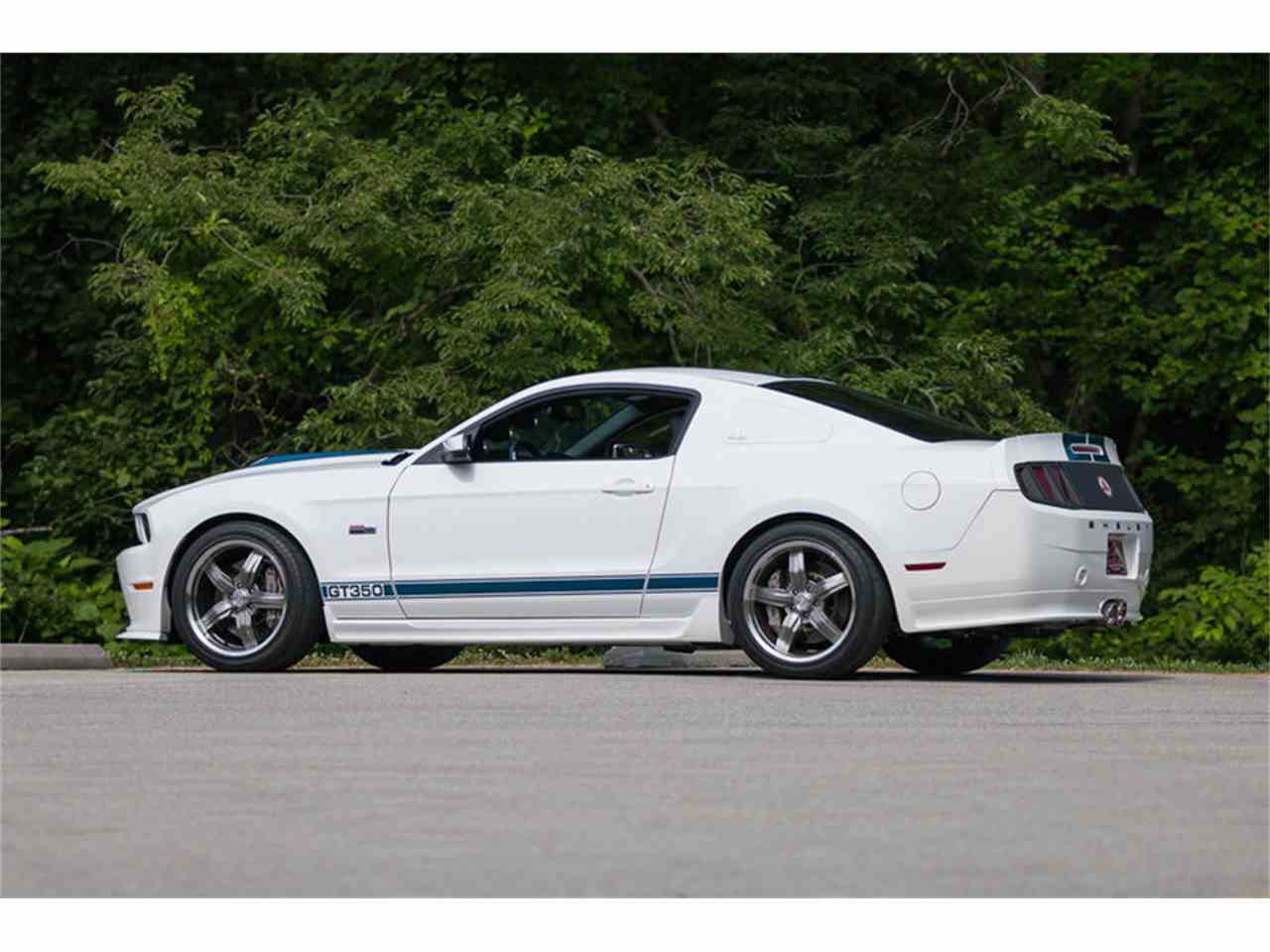 Large Picture of '11 Mustang GT350 Offered by Fast Lane Classic Cars Inc. - LCCC