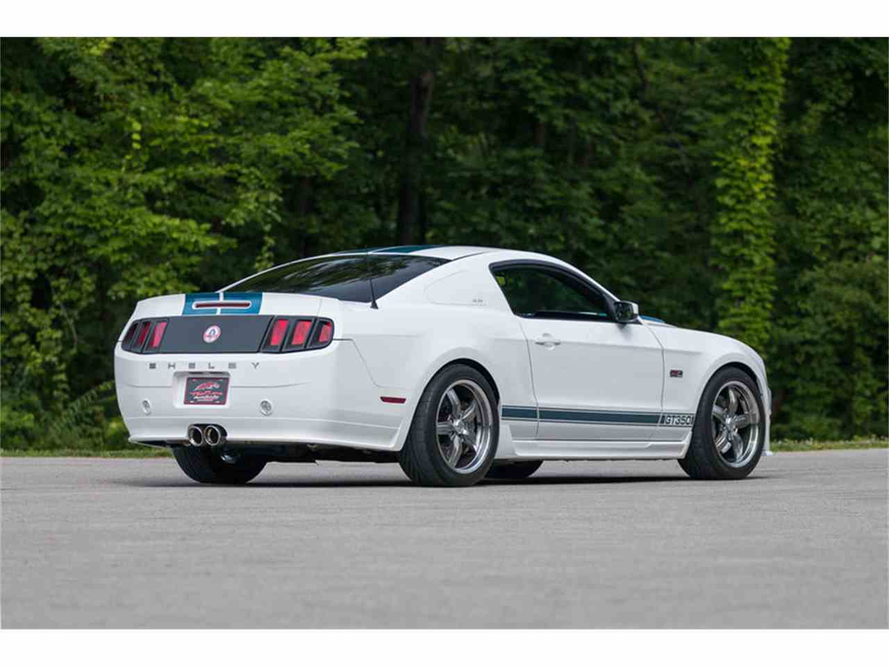 Large Picture of 2011 Ford Mustang GT350 located in St. Charles Missouri - LCCC