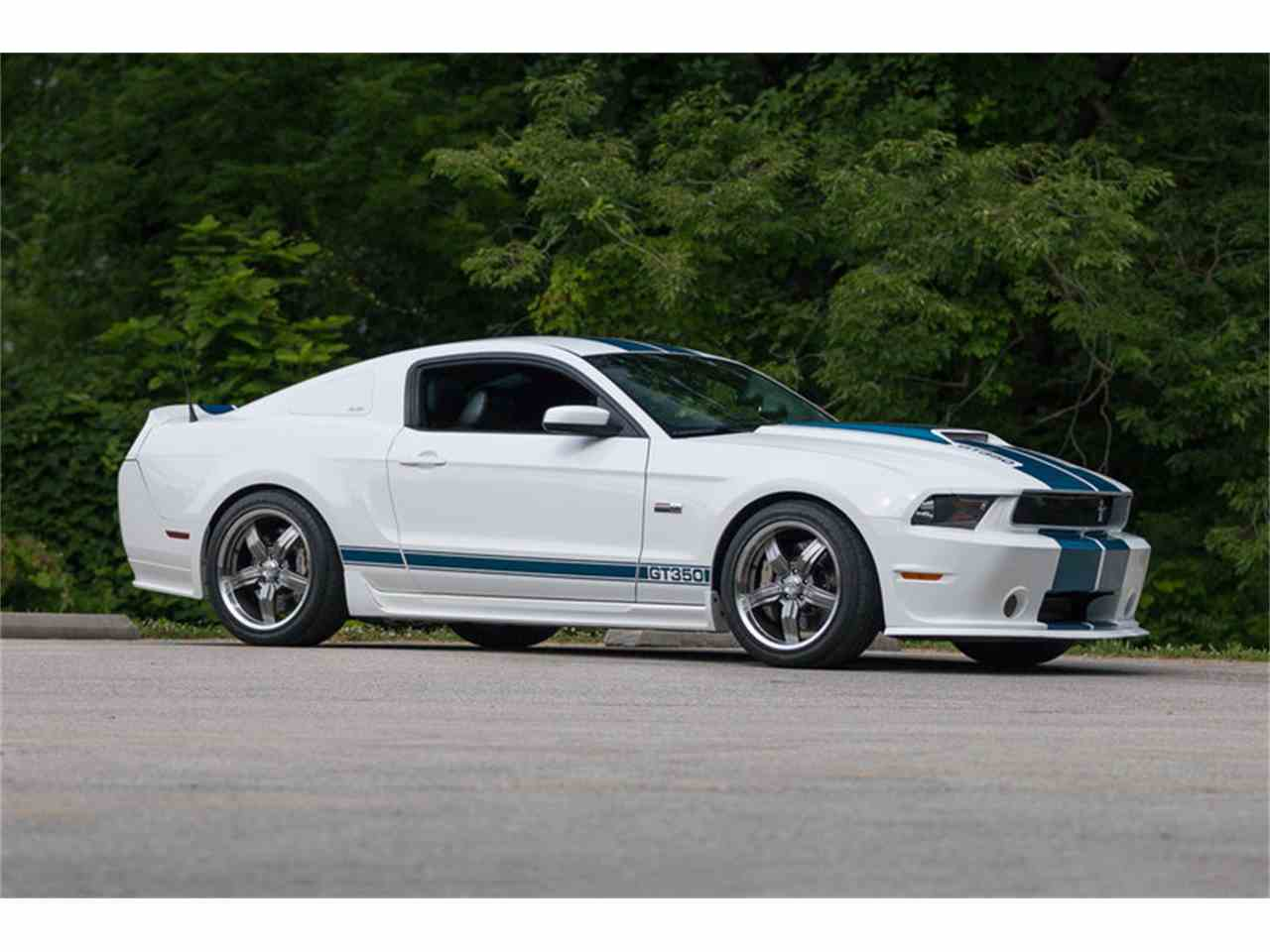 Large Picture of '11 Ford Mustang GT350 - $89,995.00 Offered by Fast Lane Classic Cars Inc. - LCCC