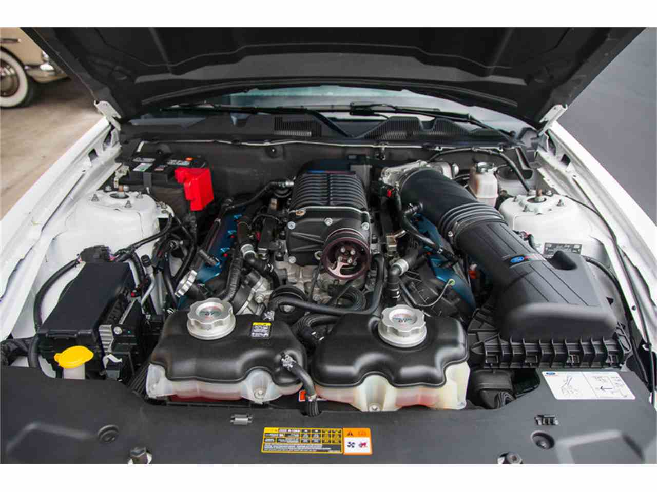 Large Picture of 2011 Mustang GT350 located in Missouri - LCCC