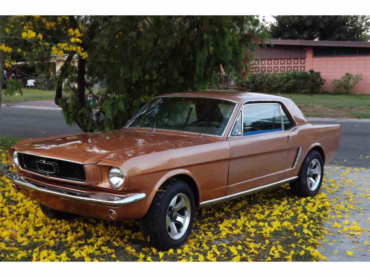 Large Picture of '65 Mustang - LCCO